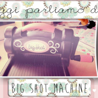 Copertina big shot by SIZZIX