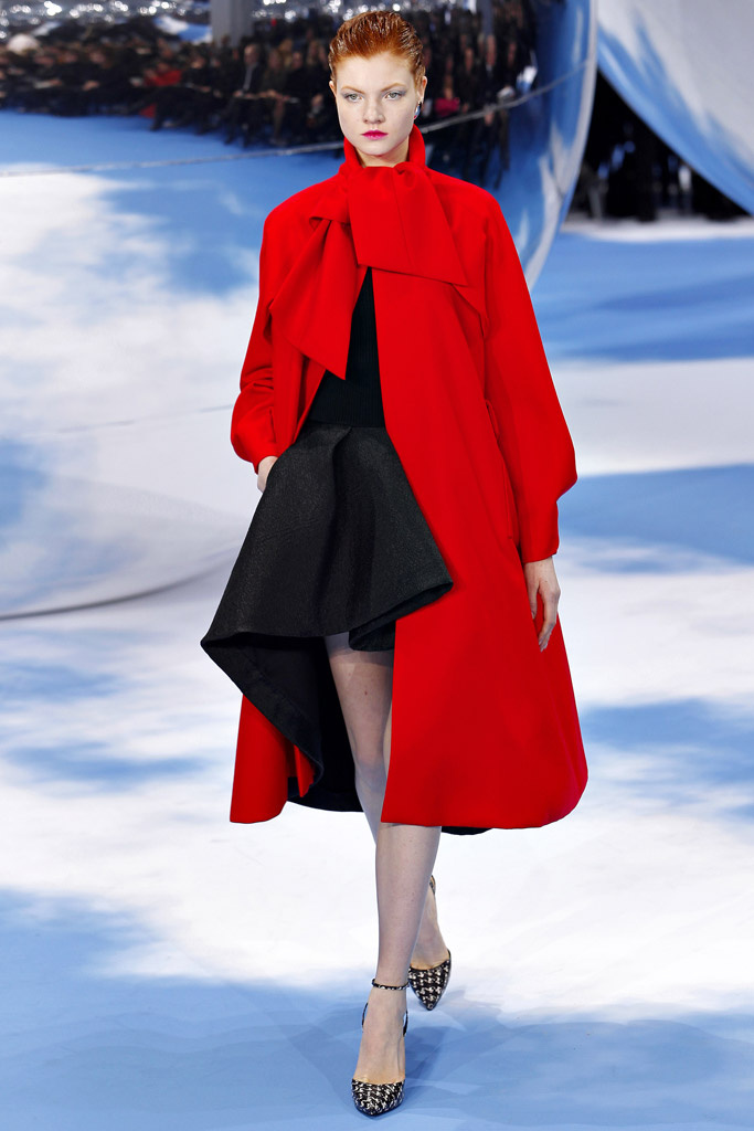 Christian Dior. Sfilate AI 2013