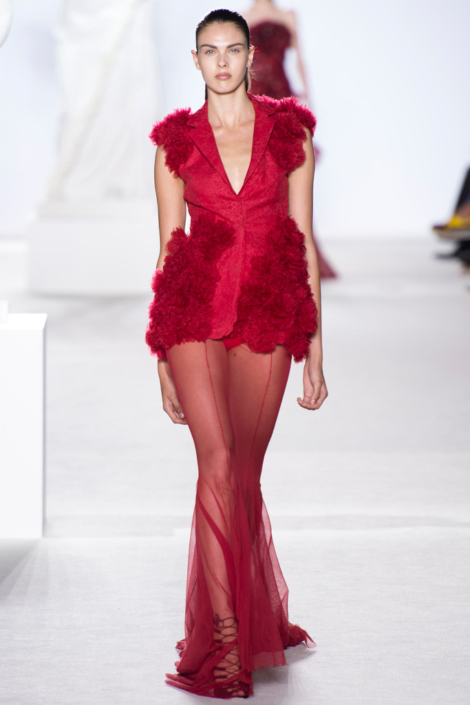 Giambattista Valli. Sfilate AI 2013