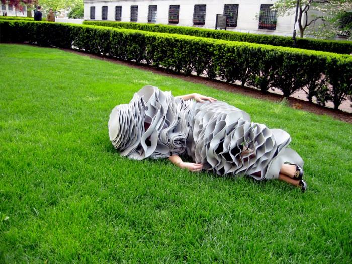 La tuta per dormire in qualsiasi posto: Sleep Suit