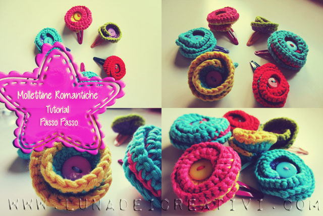 Mollette a Crochet Finite: Coloratissime e Originali!