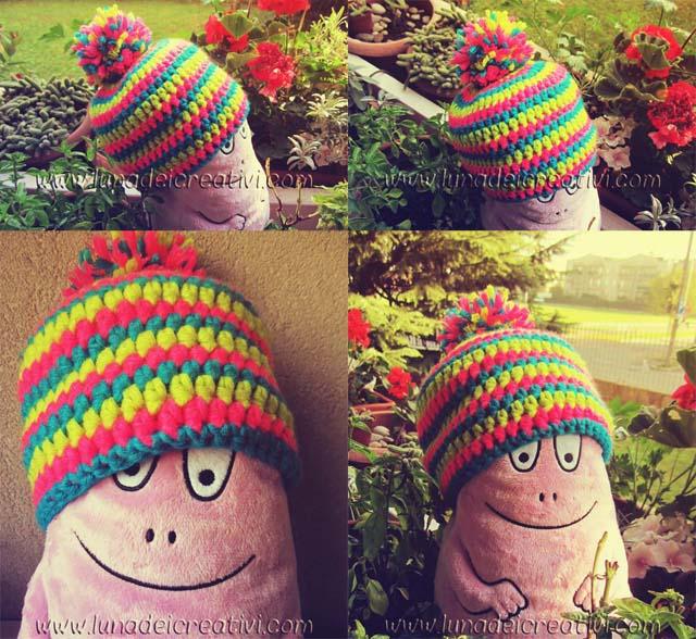 Cappello MyBoshi modello SUITA