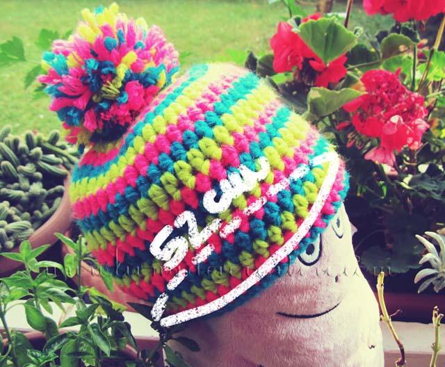Cappello Suita MyBoshy finito - taglia M - 52 cm