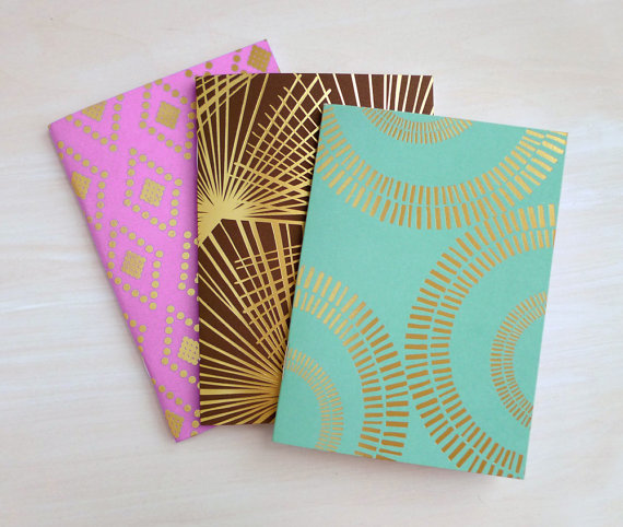NoteBook di  Finedaypress (negozio Etsy)