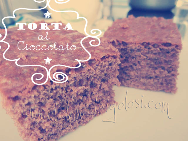 Torta al Cioccolato by Imma