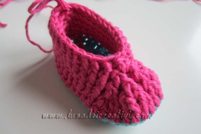 La scarpina è sempre più carina!