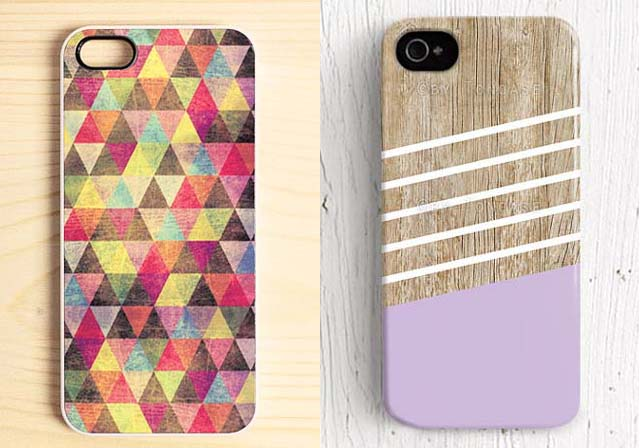 Cover per IPhone 4 4s 5 5s di Anothercase e TonCase (Etsy Shop)
