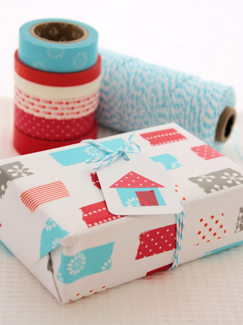DIY Box_pacchetto washi tape