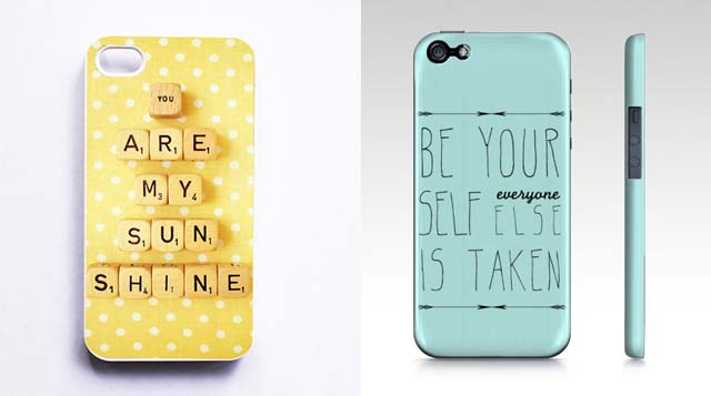 Cover per Iphone con words di sandrarduini photo e happeemonkee