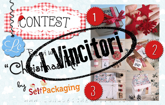SelfPackaging Contest Vincitori