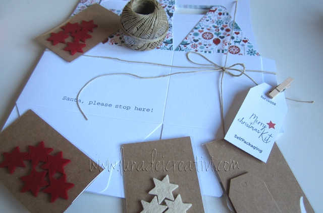 "Christmas Kit ""Scatole + Accessori"""