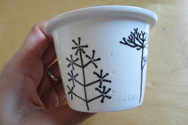 gli accessori di una tazza per tisana sono ora super-personalizzati