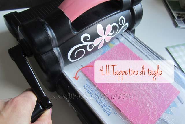 3 - E quindi il 2º tappetino di taglio
