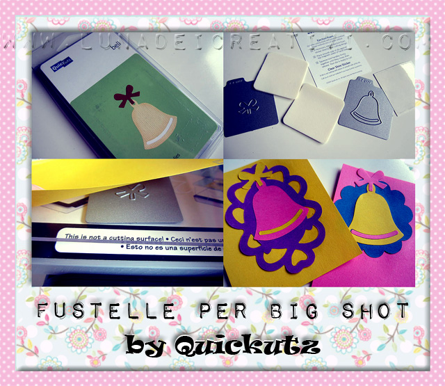 Fustelle Compatibili con Big Shot by Quickutz