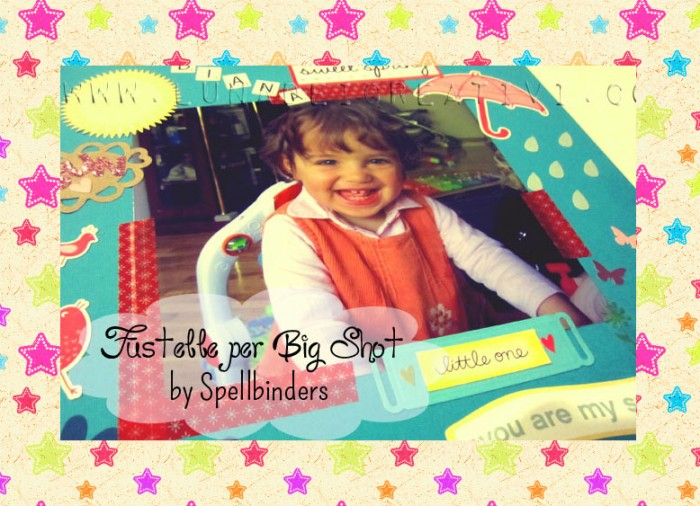 Fustelle per Big Shot by Spellbinders