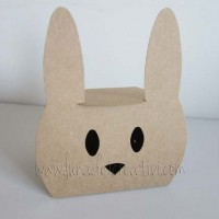 Rabbit shaped gift box 2217-S