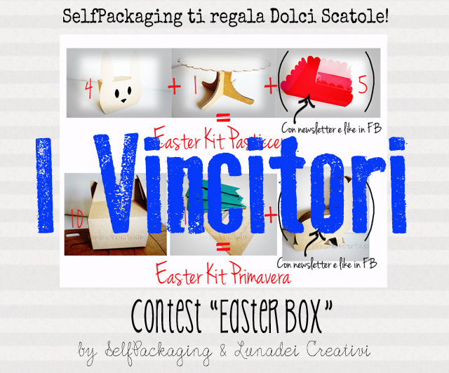 Box Pasqua selfpackaging: i vincitori