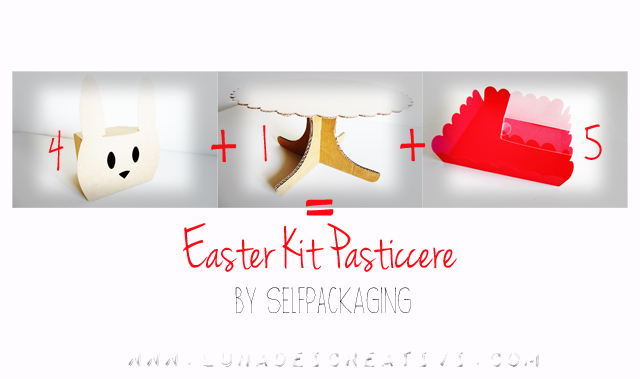 Easter Kit Pasticcere