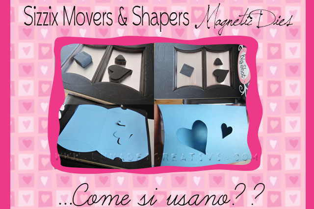 Movers & Shapers Magnetic Dies