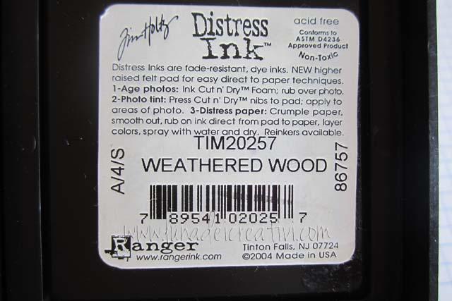 Distress Ink by Tim Holz: informazioni per l'utilizzo