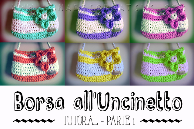 Tutorial Borsa Uncinetto