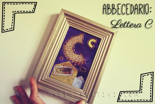 ABBECEDARIO: Lettera C