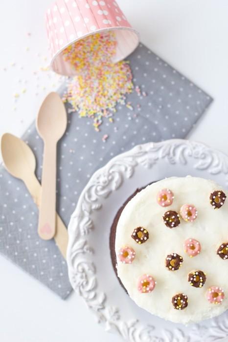 Donut Sprinkles per Torta - Fonte: SDIY