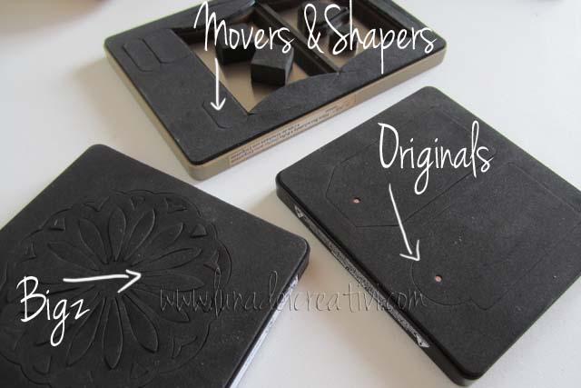 fustelle Sizzix per materiali spessi-3 esempi