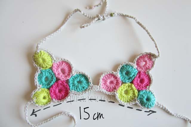 Bikini Bimba A Crochet Tutorial Lunadei Creativi