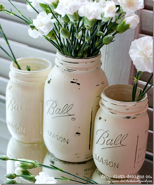 Annie_Sloan_Chalk_paint_Mason_Jars_for_Weddings-4_thumb
