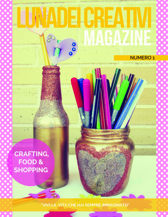 LUNAdei Creativi Magazine - Numero 1 - Settembre 2014