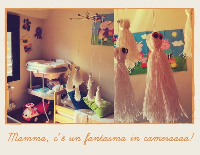 LUNAdei Creativi Magazine 2: fantasmini in cotone