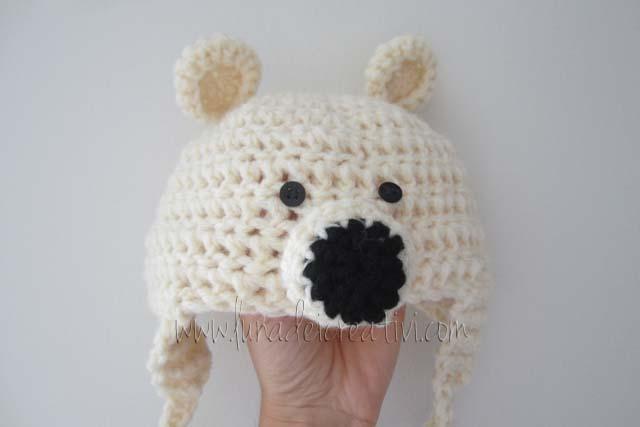 Spero ti sia piaciuto il nsotro Cappello da Orso a Crochet!