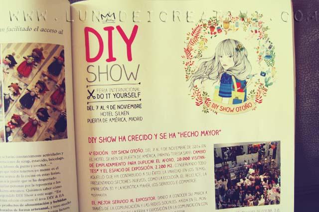 Molly Crea - diy show 4ª edizione novembre 2014