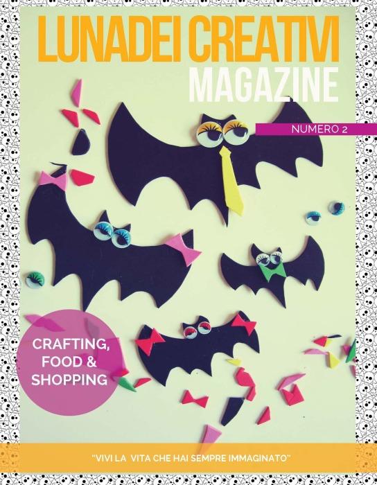 LUNAdei Creativi Magazine - numero 2 - Ottobre 2014
