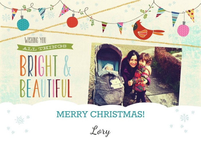 Buone feste e feliz navidad!