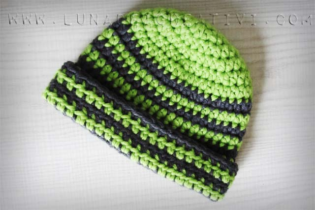 cappello myboshi per bebe5