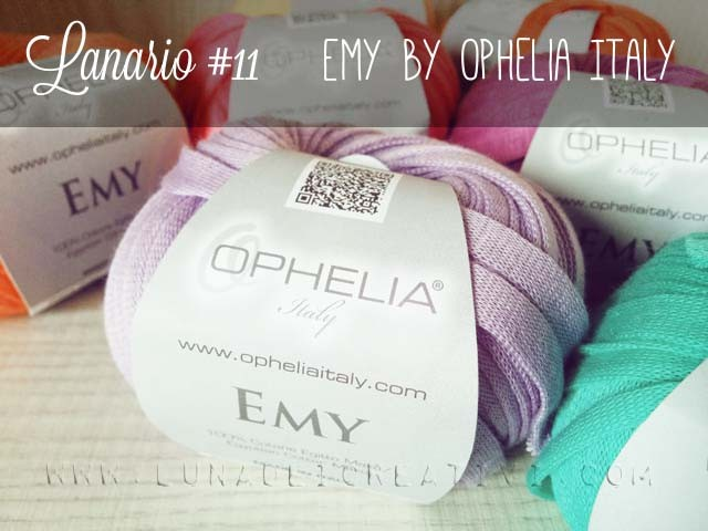 EMY di Ophelia Italy