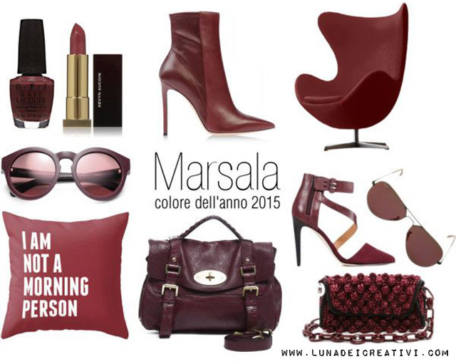 Marsala Color 2015