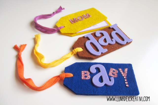 Se volete potete farne una per ogni vostro famigliare! ;-)