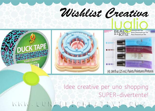 Wishlist Creativa