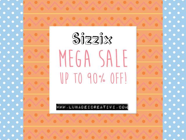 Sizzix Offerte: Late Summer Mega Sale 2015