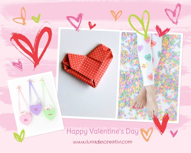 Week-end Creativo: 6 Tutorial per San Valentino