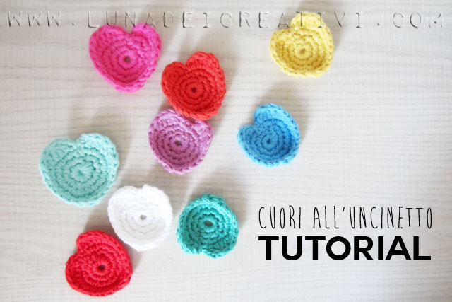 Cuore a Uncinetto: Step by Step Tutorial