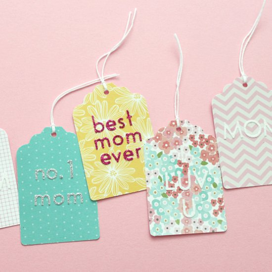 tags per regalo DIY