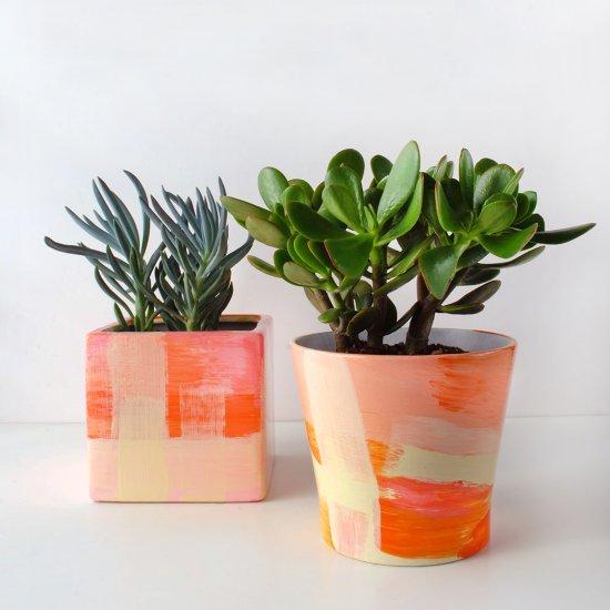 vasi dipinti a mano