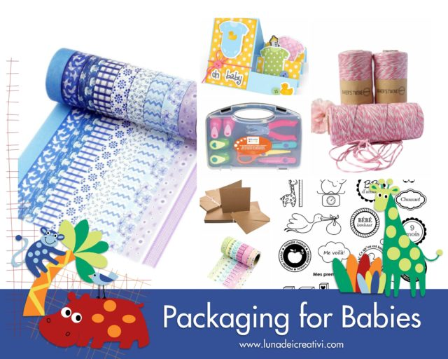 Packaging per Bimbi Irresisitibile: Si fa Cosí!