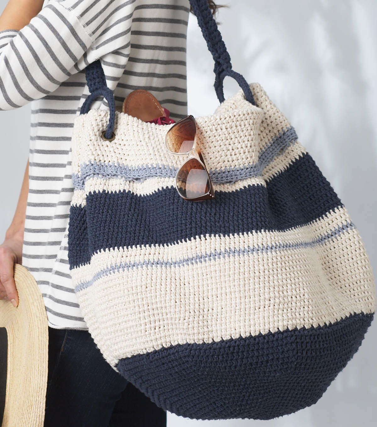 bolso nautical