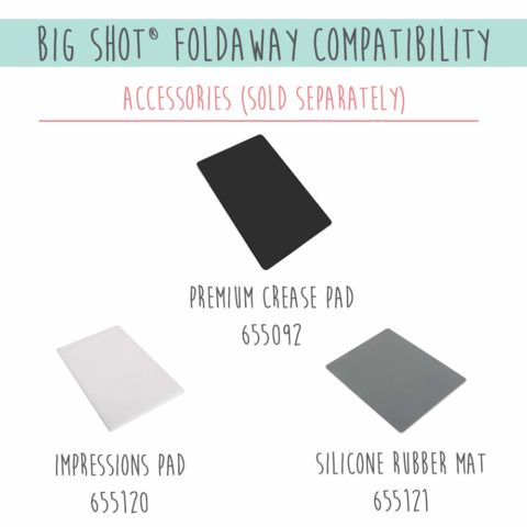 big shot foldaway compatibilitá