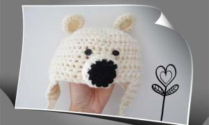 Come si fa il Cappello da Orso a Crochet